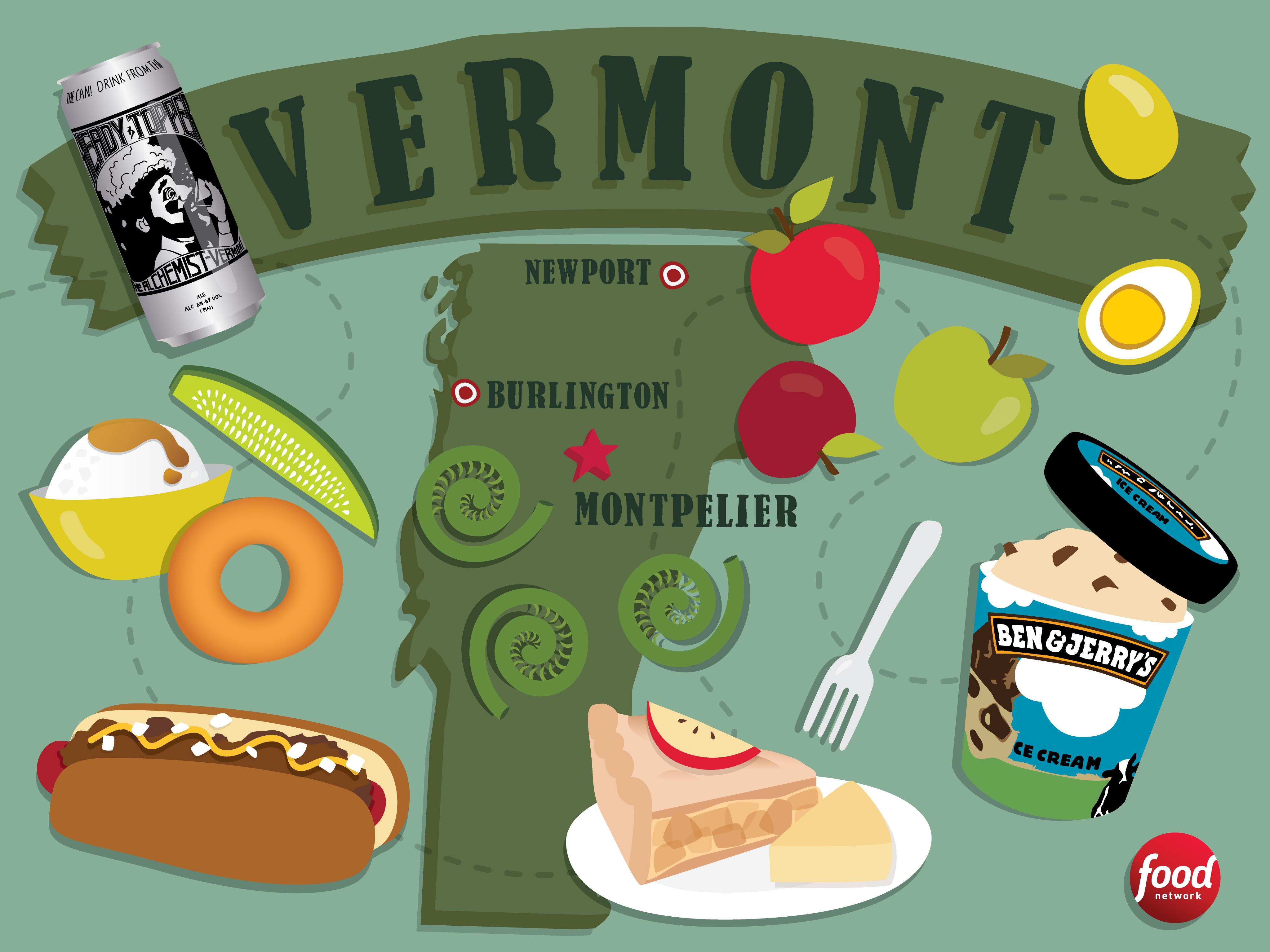 vermont food